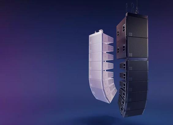 Sound System Linearray d&b audiotechnik XSL System