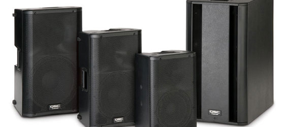 Speaker Aktif QSC Audio Seri K