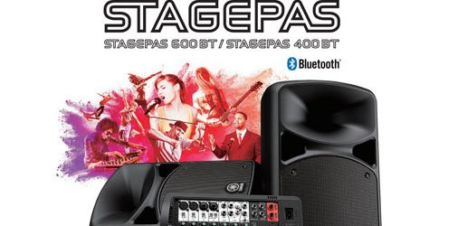 Sound System Yamaha STAGEPAS
