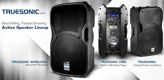 Speaker Aktif Wireless Alto Truesonic