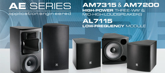 Speaker Aktif JBL Pro Seri AE