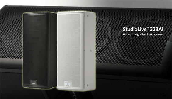 Speaker Aktif Presonus StudioLive 328i