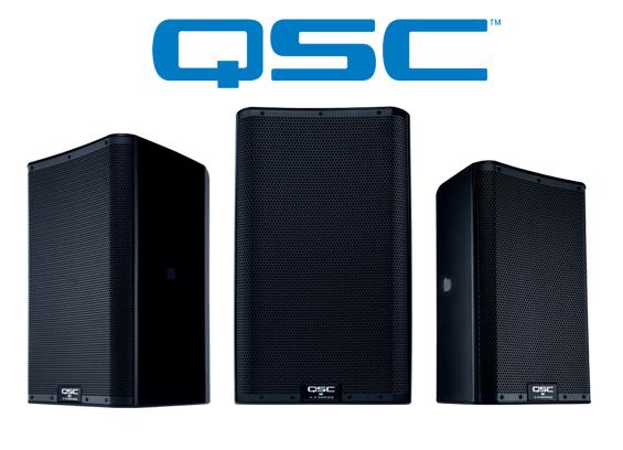 Speaker Aktif QSC Seri K2