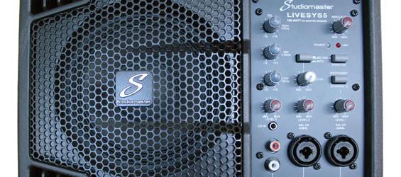 Speaker Aktif Studiomaster LIVESYS5
