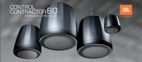 Speaker Sound System JBL Control 64 P-T
