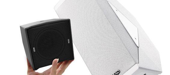 Speaker Point Source NEXO ID14 dan Subwoofer NEXO S108