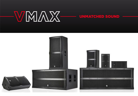 Speaker Sound System RCF VMAX