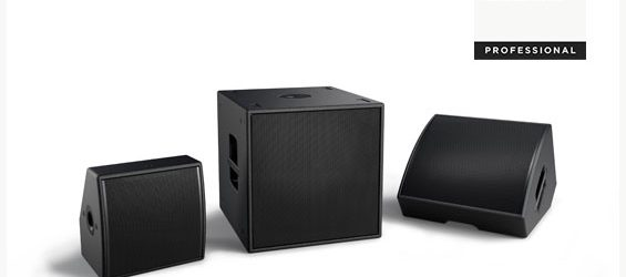 Speaker Sound System Bose Professional AMM Series