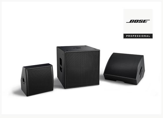 Speaker Sound System Bose Professional AMM Series