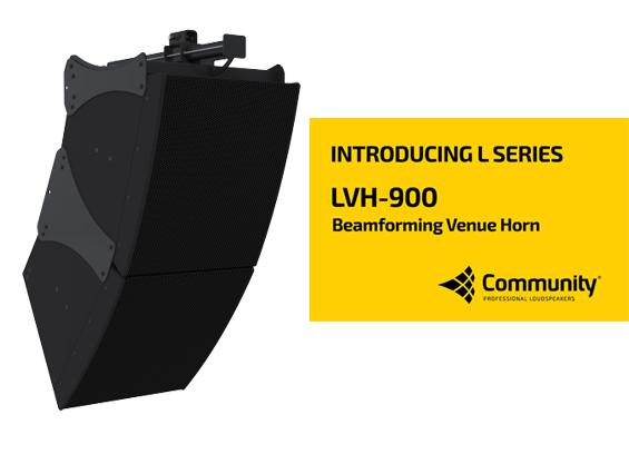 Speaker Sound System Community L SERIES LVH-900