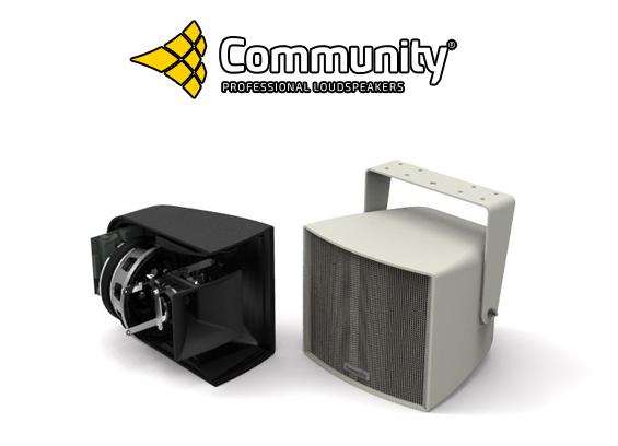 Speaker Sound System Community Professional R35-3896-EN