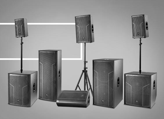 Speaker Sound System DAS Audio Action Seri 500