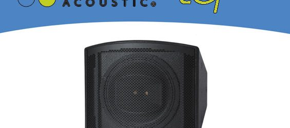 Speaker Sound System Fulcrum Acoustic CCX12