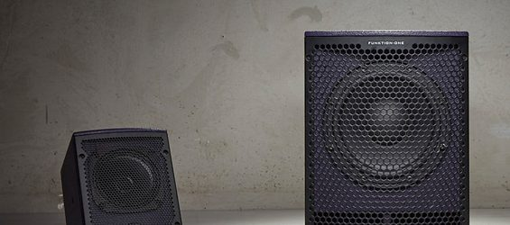 Speaker Sound System Funktion One F5