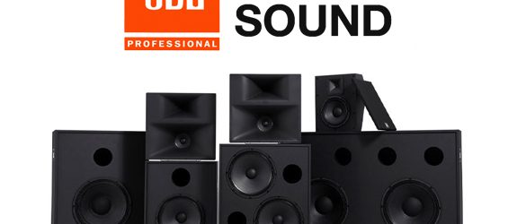 Speaker Sound System JBL Professional Cinema Expansion Series