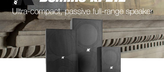 Speaker Sound System K-Array Domino