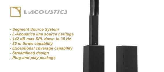 Speaker Sound System L-Acoustics Syva
