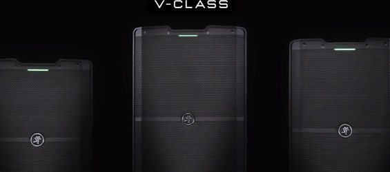 Speaker Sound System Mackie SRM V-Class