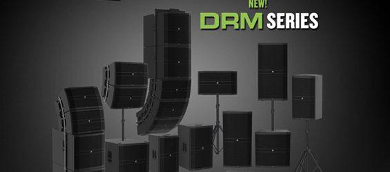Speaker Sound System Mackie Seri DRM