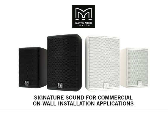 Speaker Sound System Martin Audio Seri ADORN