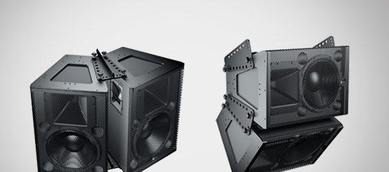 Speaker Sound System Meyer Sound UPQ