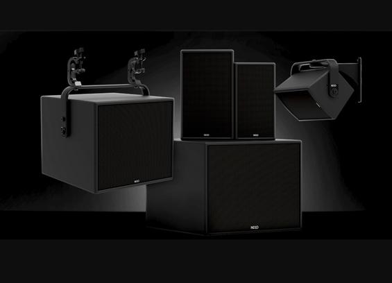Speaker Sound System NEXO ePS Series
