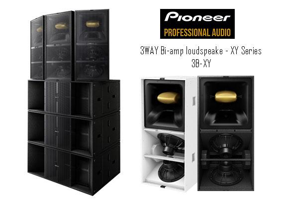 Speaker Sound System Pioneer XY-3B