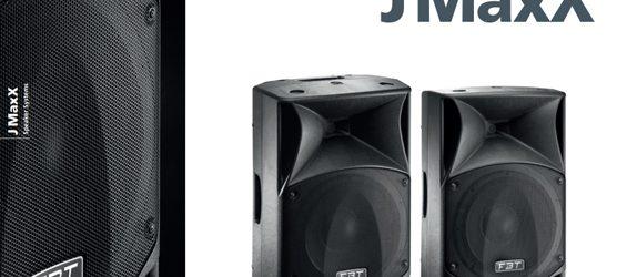 Speaker Sound System Portabel FBT JMAxX
