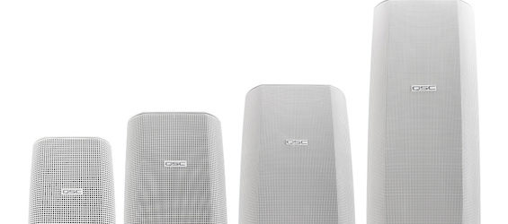 Speaker Sound System QSC Audio AcousticDesign