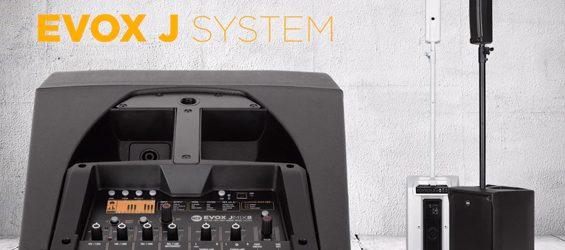 Speaker Sound System RCF EVOX Seri J