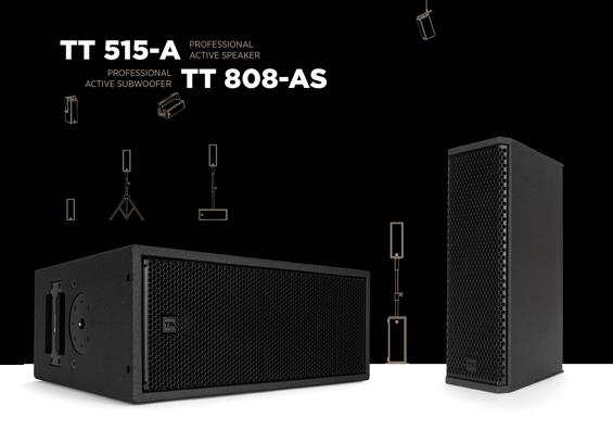 Speaker Sound System RCF TT 515-A