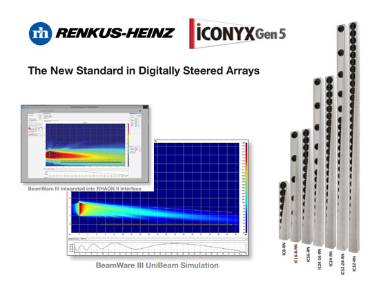 Speaker Sound System Renkuz Heinz Seri ICONYX