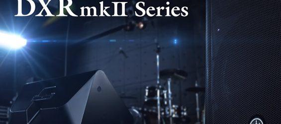 Speaker Sound System Yamaha DXR mkII