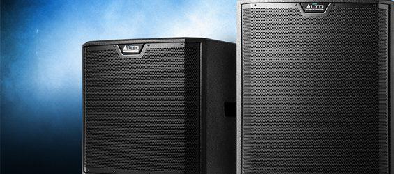 Speaker Subwoofer Aktif Alto Professional TS3