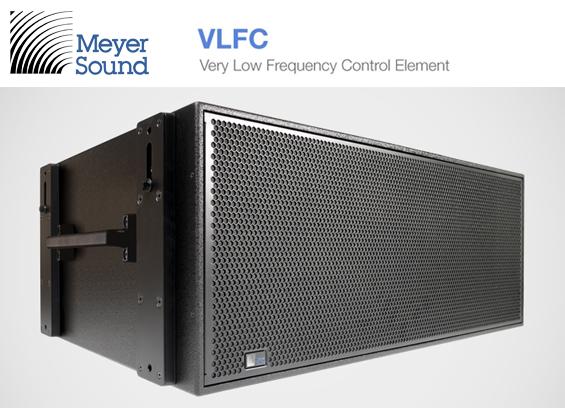 Speaker Subwoofer Aktif Meyer Sound VLFC