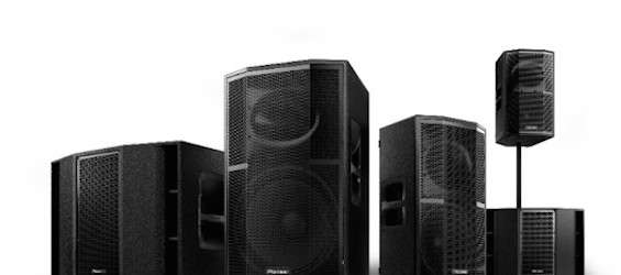 Speaker Aktif Pioneer Seri XPRS