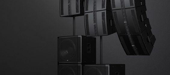Sound System Linearray Presonus CDL12P