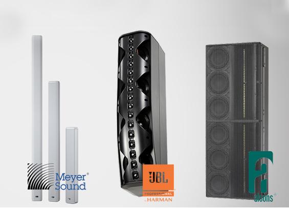 speaker-sound-system-column-array