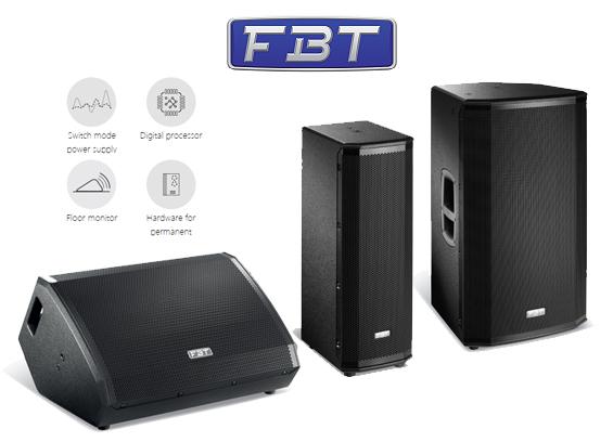 Speaker Sound System FBT VENTIS