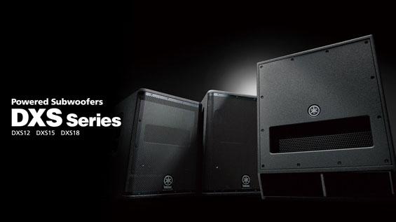 Speaker Subwoofer Aktif Yamaha DXS18