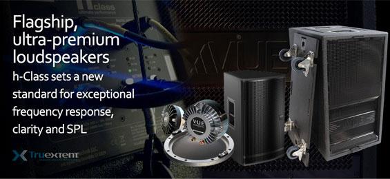 Sound System Line Array VUE h-5