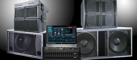 Sound System Line Array WorxAudio Seri TrueLine
