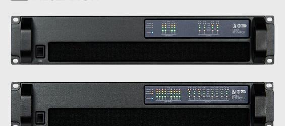 Audio Power Amplifier Linea Seri C