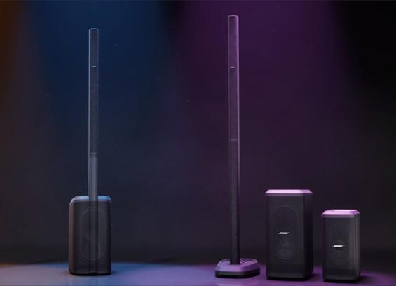 Sound System Linearray Portabel Bose L1 Pro