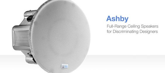 Ceiling Speaker Aktif Meyer Sound Seri Ashby