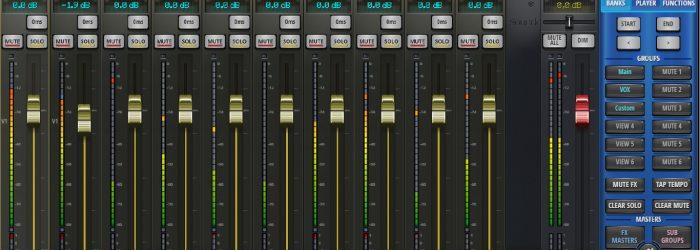 mengenal saluran aux, grup, vca dan matrix didalam mixer