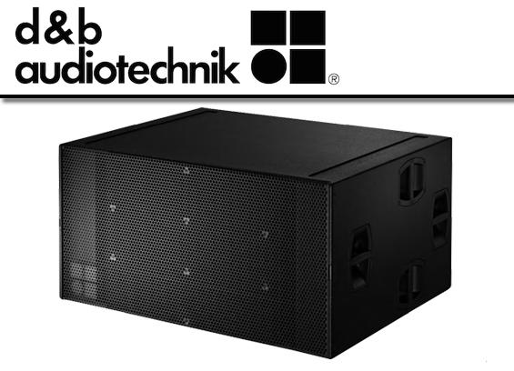 Speaker Subwoofer Aktif d&b Audiotechnik B22 SUB