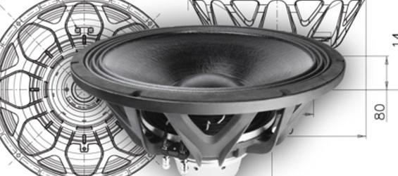 Komponen Speaker FaitalPro 18XL1800