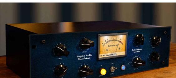 Kompresor Audio Tegeler Schwerkraftmaschine