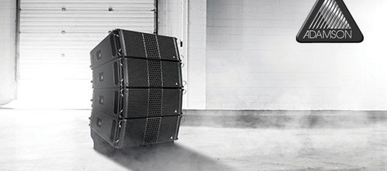 Speaker Line Array Adamson Seri-S